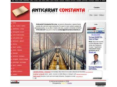 Anticariat Constanta