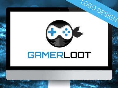 GamerLoot Logo