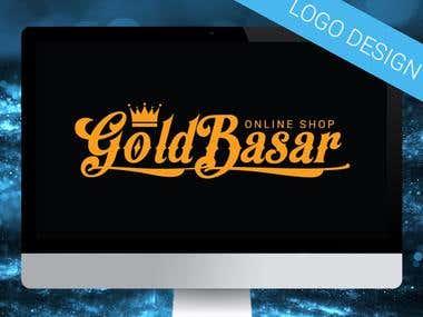 GoldBasar logo