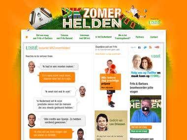 Website WK 2010