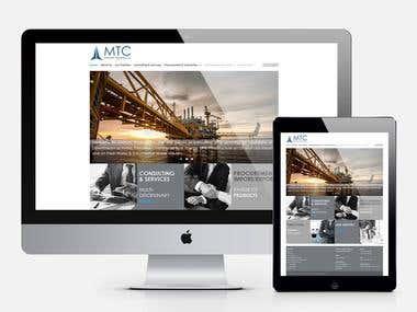 Wordpress recruiting and presentation platform