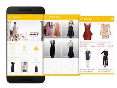 Studio J ( Android App )