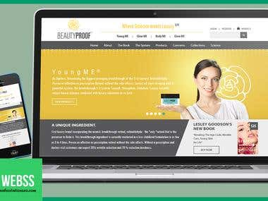 Ecommerce php website