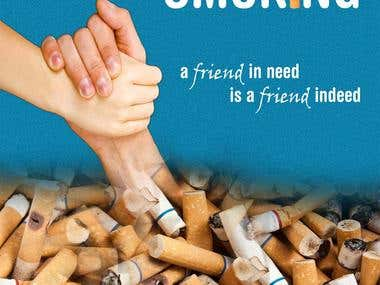 Quit Smoking - Creative Design