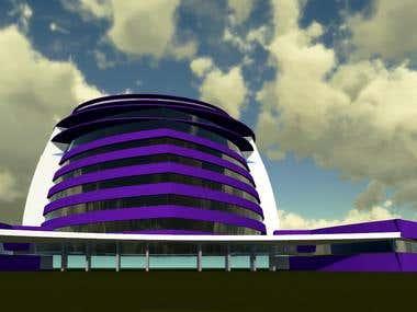 Hotel Proposal in Kosovo