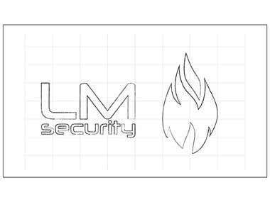 Security company logo