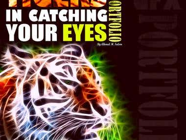 tigers in catching your eyes.