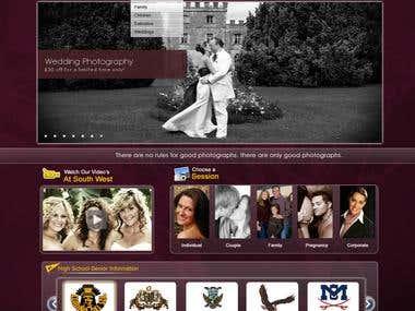 Arizona Photography Website