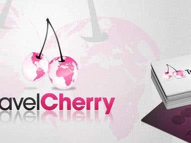 TravelCherry Branding