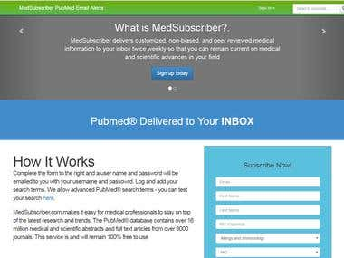 MedSubscriber