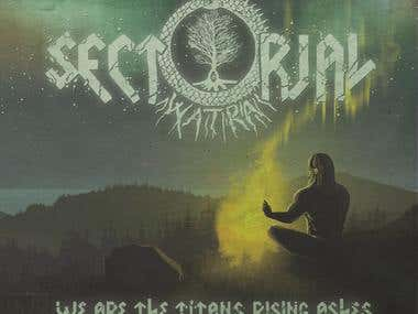 Cover for a great band SECTORIAL