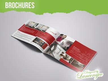 Brochures & Print Media