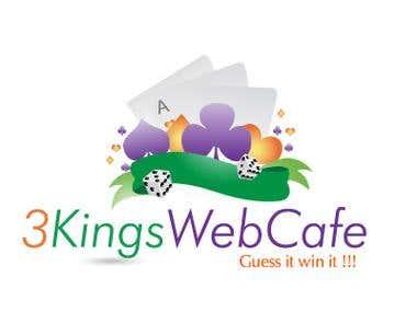 Logo design for online betting site.