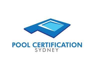 Pool certification  logo