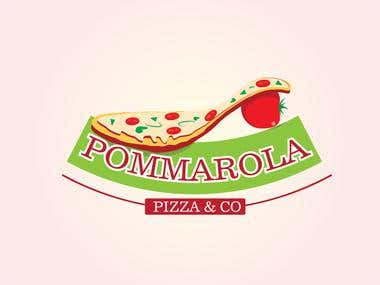 logo for pizza delivery team