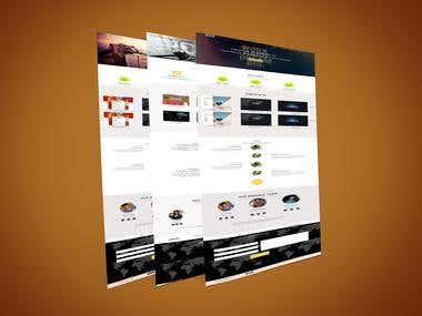 Portfolio Website  For Business