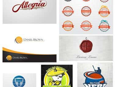 Logo designs (recent works)