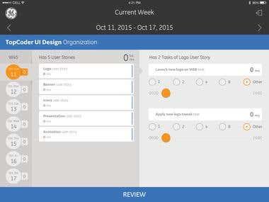 Get Task Tracker - iPad App