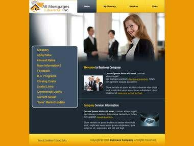 Mortgages Project
