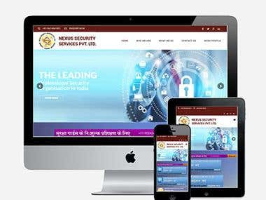 Responsive security services
