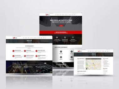 WeTranslate Web Design - Web Development - Graphic Design