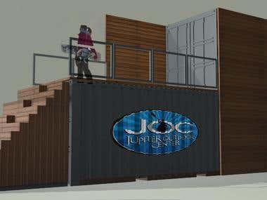 Container store design