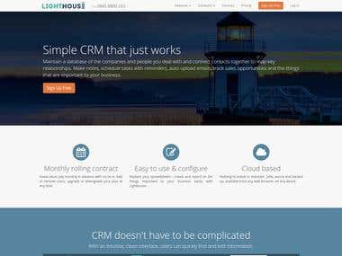 LIGHTHOUSE CRM