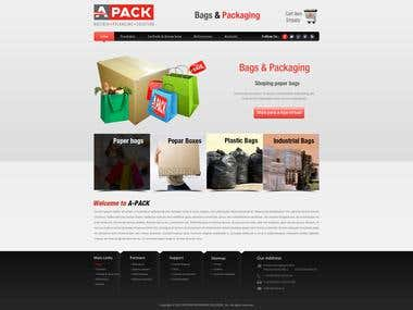 APack Package Bag