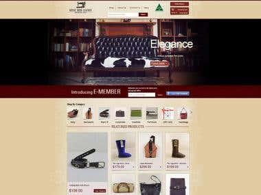 Magento based Ecommerce Development