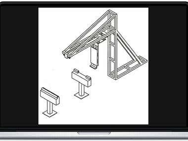 Machine Design and Model