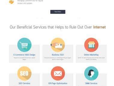 SEO Optimization Service website