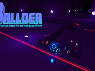 Ballder, 3D PC game
