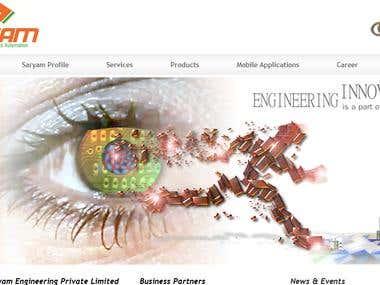 saryam web site