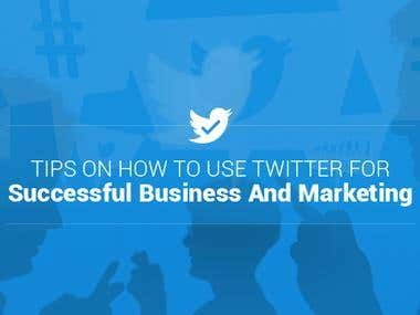 Grow your Business in Twitter with marketing