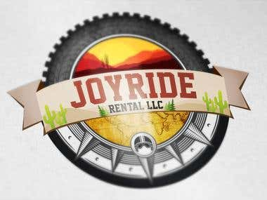 Joy Ride Logo