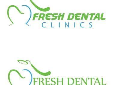 logo design for dental