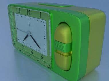 Blender 3D Alarm