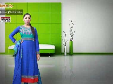 Do some Photo Work for TV show & Fashion House