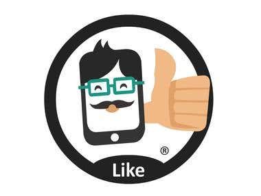 Logo - Like Mobile