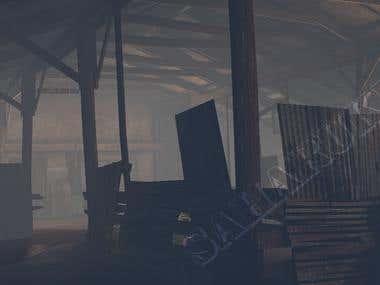 3D Game Enviroment