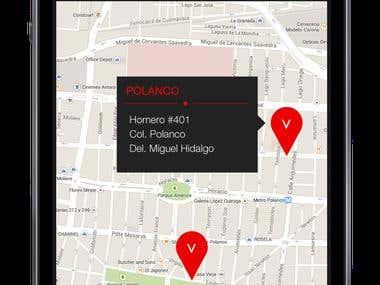Vichy app