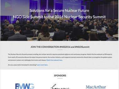 Secure Solutions for a Nuclear Future