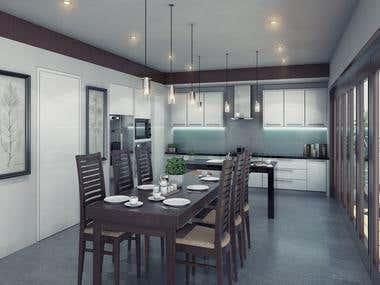 interior bintaro house
