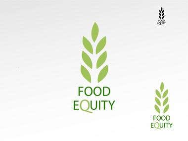LOGO. FOOD EQUITY.