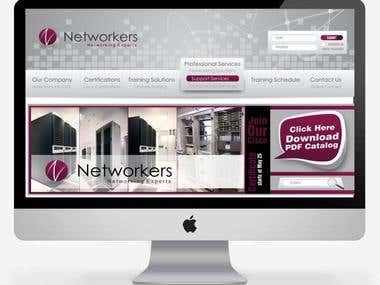 Logo Design, Corporate Identity and Website design