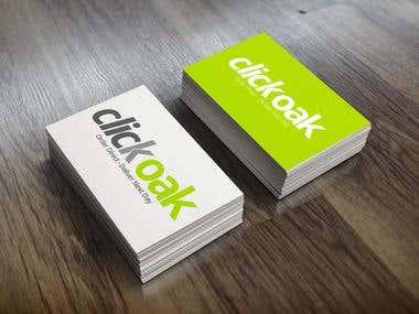 Click Oak Branding