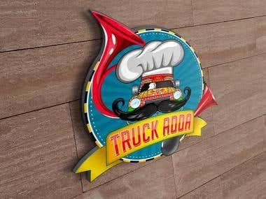 Truck Adda Logo