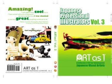 Book cover for Artas1 art book