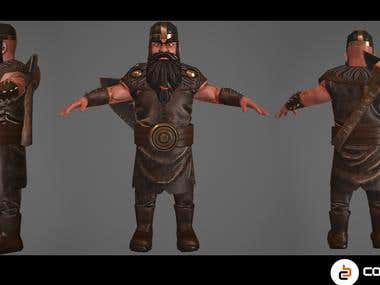 3d models for games or animations