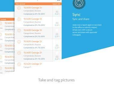 IM Plus - iOS / Android app design
